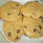 No Eggs Please! Chocolate Chip Cookies