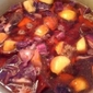 Borscht with Beef & Orange