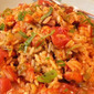 Spicy Crawfish Jambalaya + More Festival Fun