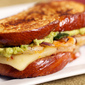 Baja Style Shrimp Chipotle Grilled Cheese Sandwich Recipe