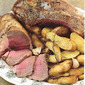 Roast Leg of Lamb Provencal