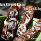 Chocolate Covered Bacon - Low Carb & Sugar Free