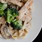 Gluten-Free Chicken Fettuccine Alfredo