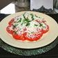 Basil Tomato Mozzarella Salad