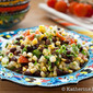 Black Bean and Corn Salsa and a Bean Blog Hop