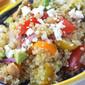 California Quinoa Greek Salad