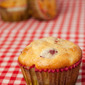 Apple, Cranberry and Orange Muffins