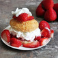 Classic Strawberry Shortcake Recipe| Mother's Day Delight