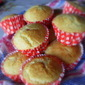 Honey Cornbread Surprise Muffins