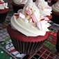 Red Velvet Cupcakes with Mascarpone Cream Cheese Icing