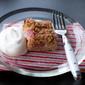 Rhubarb Kuchen