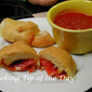Recipe: Pepperoni and Cheese Crescent Roll-Ups