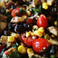 Southwestern Turkey and Black Bean Salad
