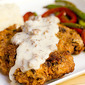 Chicken Fried Steak with Sawmill Gravy