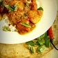 HOT MADRAS CHICKEN CURRY The Madras curry originated from the...