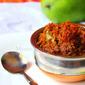 Andhra Mango Thokku recipe