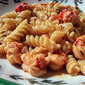 Jazz Fest Crawfish, or Crawfish Monica Copycat