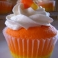 Tutorial: How to Frost Cupcakes. Plus: Candy Corn Cupcakes!