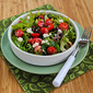 Baby Kale Greek Salad Recipe