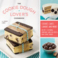 Review: The Cookie Dough Lover's Cookbook by Lindsay Landis