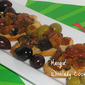 Caponata - Eggplant Appetizer