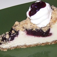 Blueberry Pie Crunch