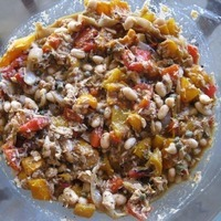 Roasted Tuscan Tuna Salad Recipe