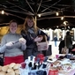 Scandi Christmas stall at Covent Garden: Part II
