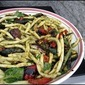 Sunday Supper: Maccheroni, pesto and the grill
