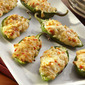 Pepper Jack Cheese Stuffed Jalapeños