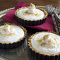 Mini Meyer Lemon Cream Pies featuring COOL WHIP Whipped Topping
