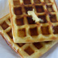 An Easy Waffle Recipe