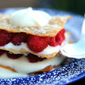 Raspberry Napoleon Recipe – Just Five Ingredients for a Healthy, Light, Easy Summer Dessert