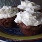 Chocolate Sponge Cake Cupcakes