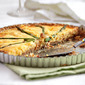 Crab and Asparagus Quiche by Tomayto Tomaaahto