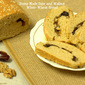Date and Walnut Bread – Bread Baking using Whole Wheat Flour