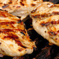 Spicy Caj-Mex Grilled Chicken w/ Cajun Salsa