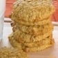 Oatmeal Scotchies Gone Pumpkin! Plus a Fiber One Winner