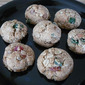 Whole Wheat Fruit Cake Mix Cookies