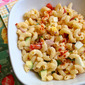 "Sweet and Smoky ""Summer Picnic"" Macaroni Salad"