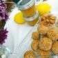 Friendship and NUT cookies - AMARETTI inspired {3 recipes}