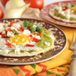 Summer Huevos Rancheros Recipe with Charred Zucchini Salsa Verde
