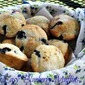 Easy Blueberry Muffins with Locally Grown Texas Blueberries