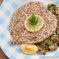Healthy Baked Chicken Recipe with Flax Seeds