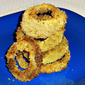 Crispy Creole Onion Rings