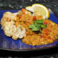 Roasted Cauliflower and Red Lentil Curry
