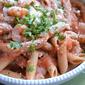 Creamy Shrimp Fra Diavolo