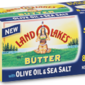 Land O'Lakes Butter (Olive Oil & Sea Salt): Review & Giveaway