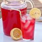 Kids in the Kitchen – Cranberry Lemonade Punch