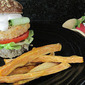 Grilled Salmon Burgers & More for Father's Day!